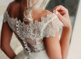 Szycie sukni ślubnej na miarę
