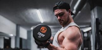 przyrost mięśni