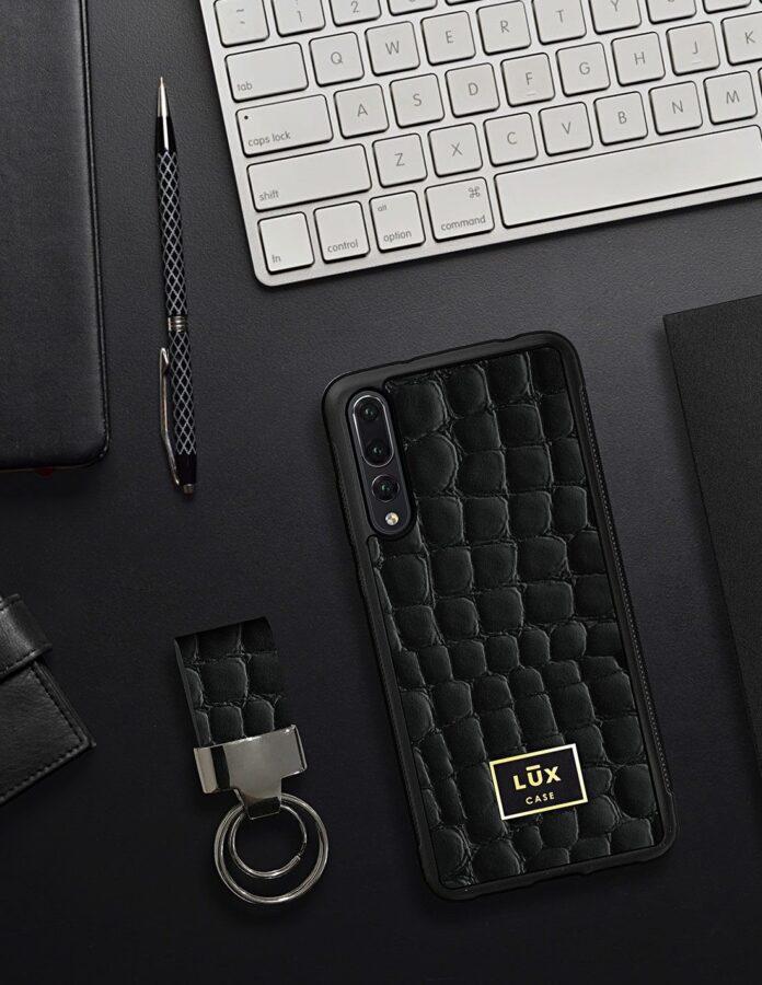 Etui skórzane Huawei P20 Pro