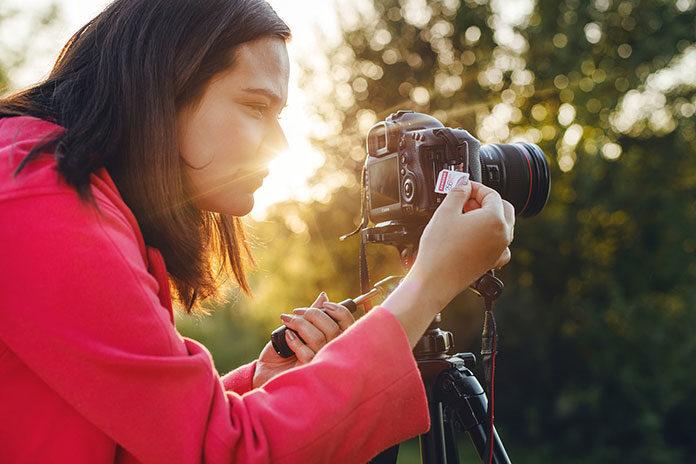 Dlaczego fotografia jest doskonałym hobby