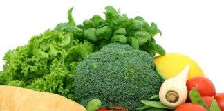 Zbilansowana dieta jest bogata w warzywa